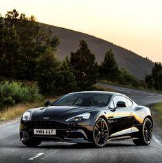 Aston Martin V12 Vanquish...XOXO