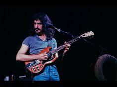 Frank Zappa - Dinah-Moe Hum, Live In Paris 1976