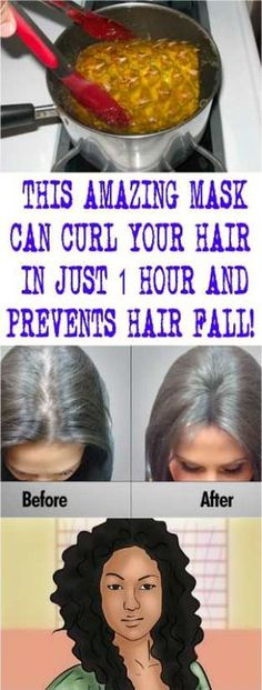 This Mixture Can Curl Your Hair In No Time And Also Fruitful To Prevents Hair Fall – Gust Of Wind~
