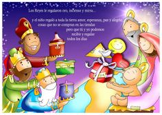 Educando Tesoros: La Noche de Reyes, cuentos para antes de dormir