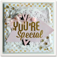 Creabest: You're Special door Jann-Will