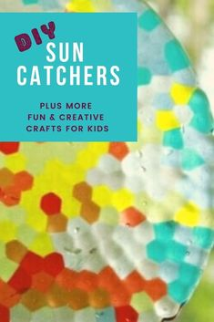 Fun Kids Craft ideas you can do at home, adults will love these ideas too! see the full list of kids crafts and fun DIY art projects on Listotic Crafts For Kids To Make, Easy Diy Crafts, Diy Craft Projects, Creative Crafts, Kids Crafts, Craft Ideas, Summer Crafts, Fun Diy, Fun Ideas