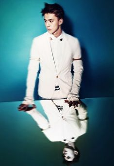 EXO's individual teasers for comeback: Sehun