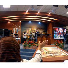 ¡¡Alabanza a Jehova!!! En el servicio de pastores los Jueves a las 11:00 am