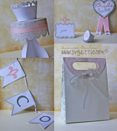 Bridal Shower Kit SVG Collection from SVG ATTIC