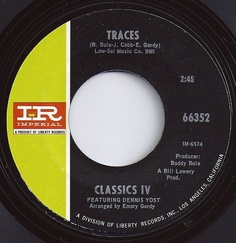 Traces / Classics IV / #2 on Billboard