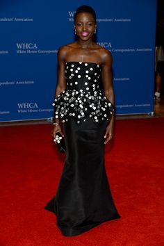 Lupita Nyong'o - 100th Annual White House Correspondents' Association Dinner - Arrivals