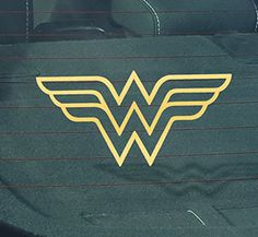 #GS2116 Wonder #Woman #Symbol #Car #Truck #GOLD #Vinyl #Decal 6-Inches Premium Quality #Vinyl #Decal | CMI Stamp Copyright ©2016 on #Decal Packaging High quality #vinyl #decal (lasts 3 to 5 years) Made in the U.S.A. by a Veteran Owned Company https://automotive.boutiquecloset.com/product/gs2116-wonder-woman-symbol-car-truck-gold-vinyl-decal-6-inches/