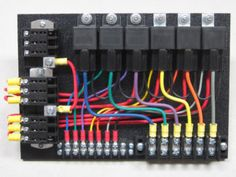 How To Make A Power Relay / Fuse Block Automotive Wiring