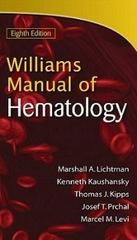 Manual of ambulatory pediatrics 6th edition pdf free medical prezzi e sconti williams manual of hematology new ad euro 7874 in mcgraw fandeluxe Choice Image