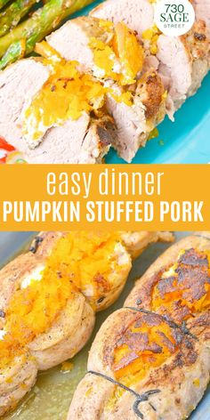 Try this delicious Stuffed Pork Tenderloin with Pumpkin and Goat Cheese recipe. Stuffing pork tenderloin is an easy and creative way to make this taste amazing. #onthetable #easyrecipes #dinner #ketorecipes#porkrecipes #pumpkinrecipes Goat Cheese Recipes, Low Carb Chicken Recipes, Low Carb Dinner Recipes, Delicious Dinner Recipes, Keto Recipes, Low Carb Pizza, Low Carb Lunch, Pumpkin Recipes, Fall Recipes