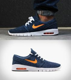 Nike SB Stefan Janoski Max. #sneakers #nike: Basket Sneakers, Cheap Nike, Nike Shoes Cheap, Nike Shoes Outlet, Nike Free Shoes, Reebok, Nike Sb, Nike Air Max, Nike Outfits, Men Accessories, Nike Shoes Outfits, Shoes, Comfortable Shoes, Boots, Nike Sneakers, Nike Shoes, Athletic Shoe