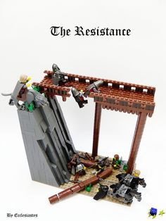 The Resistance by Ecclesiastes on EB