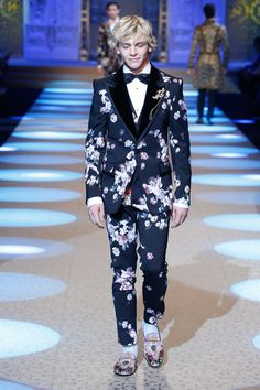 Dolce & Gabbana | Menswear - Autumn 2018 | Look 4