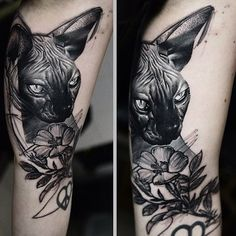 """""""By @timur_lysenko check this guy out, every tattoo is a total total gem"""""""
