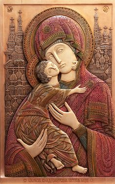 Rashid and Inessa Azbuhanov are a Russian couple who are leading the rediscovery of icon carving in the Russian Church. Their works grace the collections of Russian politicians from Gorbachev to Putin, European royal families and church authorities from the Russian Patriarch to the…Read more →