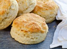 You know how every biscuit recipe you see asks for you to chill your dough for at least 30 minutes in the fridge before baking so you get a ...