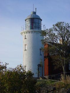 Lighthouses of Sweden: Västernorrland