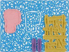 Jonathan Lasker - Galerie Thaddaeus Ropac