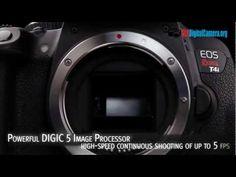 Canon EOS Rebel T4i Review -  Canon EOS 650D Review: http://finedigitalcamera.com