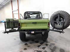 For sale in our Tampa, Florida showroom is a Olive Drab Green 1975 Ford Bronco 347 Stroker 3-speed Automatic . Click for more details.
