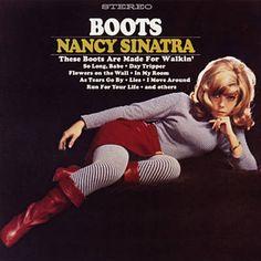 Trovato These Boots Are Made For Walkin' di Nancy Sinatra con Shazam, ascolta: http://www.shazam.com/discover/track/66463969