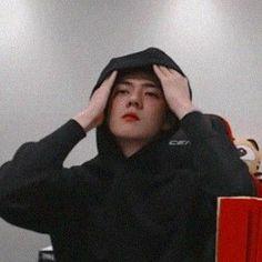 Baekhyun, Hunhan, Exo Ot12, Kris Wu, K Pop, Sehun Cute, Z Cam, Exo Memes, Kpop Exo