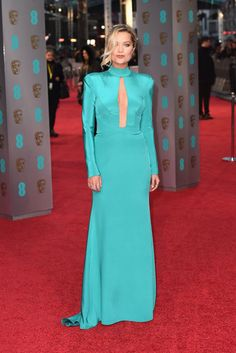 Our 17 favorite red carpet looks from the BAFTA Awards: