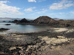 Lobos Island to Fuerteventura Canary Islands