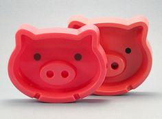 Piggy Ashtrays