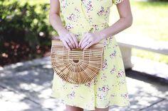 Floral Wrap Dress | A Daydream Love