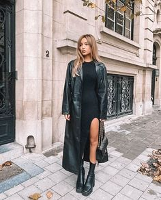 Looks Street Style, Looks Style, Cute Casual Outfits, Winter Outfits, Chic Outfits, Mode Dope, Mode Rihanna, Look Retro, Neue Outfits