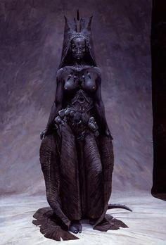 The story of Baba Jaga the Black Shaman, before paganism, before the goddess