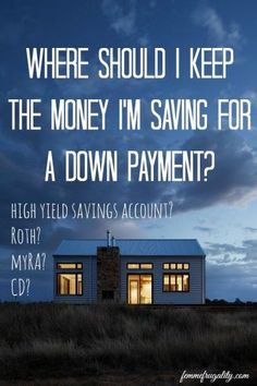 Saving For a House in 9 Months: How We Did It | House, Blog and ...