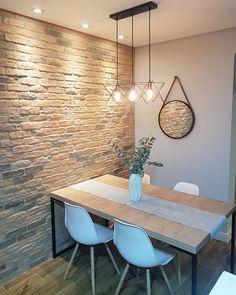 Kitchen Room Design, Home Room Design, Dining Room Design, Home Decor Kitchen, House Design, Small Apartment Interior, Home Interior, Home Living Room, Living Room Decor