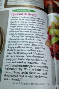 Made me cry. So you should have to cry too.