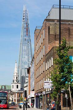The Shard | Renzo Piano | Bustler