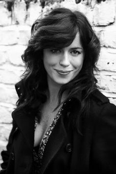 Eve Myles from Torchwood/Doctor Who and is going to be in the new season of Broadchurch, can't wait!!