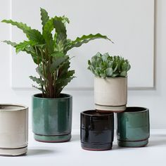 """""""The shiny glaze accentuates the decorative quality of the ceramics,"""" Clara says. Prices from DKK 29,90 / SEK 42,60 / NOK 42,60 / EUR 4,19 / ISK 824 / GBP 3.98"""