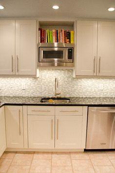 ikea adel + black countertop Kitchen Design Trends www.OakvilleRealEstateOnline.com