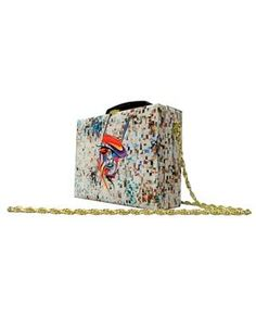 ba9c49b51fd5 The box clutches are fabulous additions to any woman's just INR 1475/-  Print Box
