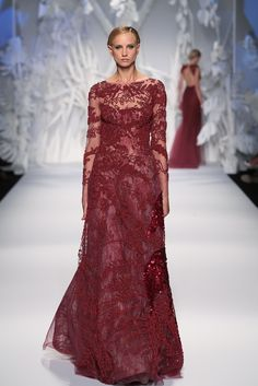 Abed Mahfouz collection haute couture Fall/Winter 2014