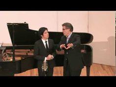 2013 Thomas Hampson Voice Master Class