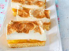 Mandarinen-Schmand-Kuchen – so geht's Tangerine sour cream cake – how it works Authentic Mexican Recipes, Mexican Food Recipes, Cake Mix Recipes, Baking Recipes, Cookie Recipes, Sour Cream Noodle Bake, Easy Vanilla Cake Recipe, Sour Cream Cake, Puff Pastry Recipes