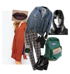 """""""What I'm wearing today"""" by prusius on Polyvore featuring Pull&Bear, Étoile Isabel Marant, Timex, women's clothing, women, female, woman, misses and juniors"""