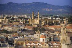 Nikosia im Zypern Reiseführer http://www.abenteurer.net/3389-zypern-reisefuehrer/