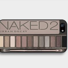 Naked 2 palette for iPhone 6+ Naked 2 palette case for iPhone 6+. Great for all the Makeup Dolls!!! New in packageHigh quality imagery Accessories Phone Cases