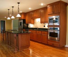 Beautiful Mid Century Modern Kitchen In Newport News, VA, By Criner  Remodeling. White Cabinets, White Floors. | Kitchen Remodeling Projects |  Pinterest ...