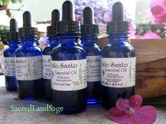 Pure Grade Palo Santo Oil from Peru