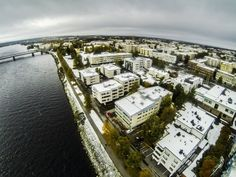 My arctic home town Rovaniemi
